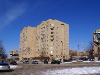 Astrakhan, Bogdan Khmelnitsky st, house 10 к.1. Apartment house