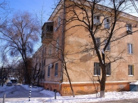 Astrakhan, Bogdan Khmelnitsky st, house 16. Apartment house
