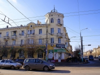 Astrakhan, Bogdan Khmelnitsky st, house 27. Apartment house