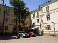 Astrakhan, Bogdan Khmelnitsky st, house 29. Apartment house