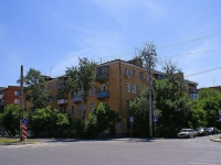 Astrakhan, Bogdan Khmelnitsky st, house 39. Apartment house