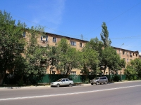Astrakhan, Bogdan Khmelnitsky st, house 40. Apartment house