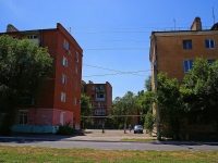 Astrakhan, Bogdan Khmelnitsky st, house 41. Apartment house