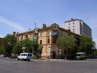 Astrakhan, Bogdan Khmelnitsky st, house 42. Apartment house