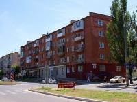 Астрахань, улица Богдана Хмельницкого, дом 45. многоквартирный дом