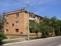 Astrakhan, Bogdan Khmelnitsky st, house 46. Apartment house