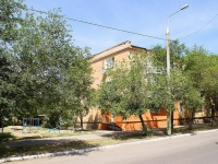 Astrakhan, Bogdan Khmelnitsky st, house 48. Apartment house