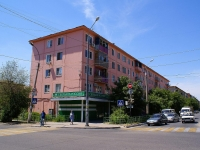 Astrakhan, Bogdan Khmelnitsky st, house 49. Apartment house