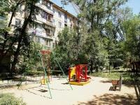 Astrakhan, Bogdan Khmelnitsky st, house 53. Apartment house