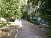 Astrakhan, Bogdan Khmelnitsky st, house 56. Apartment house