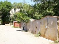 Astrakhan, Bogdan Khmelnitsky st, garage (parking)
