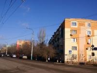 Astrakhan, Mozdokskaya st, house 70. Apartment house