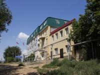 Astrakhan, university Московский государственный индустриальный университет, Dzhon Rid st, house 12 к.1