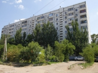 Astrakhan, Dzhon Rid st, house 29. Apartment house