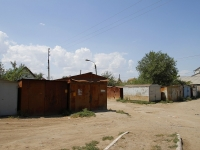 Astrakhan, Dzhon Rid st, garage (parking)