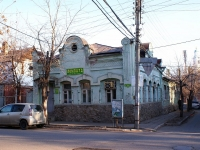 Astrakhan, Tikhiy alley, house 7. multi-purpose building