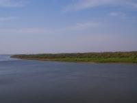 Astrakhan, Остров