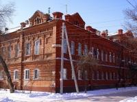 Astrakhan, Leytenant Shmidt st, house 4. Apartment house
