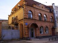 Астрахань, улица Ульяновых, дом 3А. многоквартирный дом