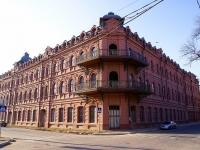 Астрахань, улица Ульяновых, дом 6. гостиница (отель) Астраханская