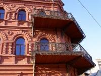 Astrakhan, hotel Астраханская, Ulyanovih st, house 6