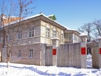 Astrakhan, museum МУЗЕЙ ИСТОРИИ ГОРОДА, Ulyanovih st, house 9