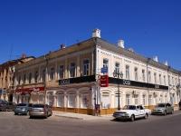 Astrakhan, st Ulyanovih, house 12. Apartment house