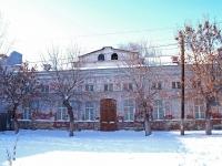 Астрахань, улица Ульяновых, дом 18. спортивная школа