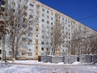 Astrakhan, Epishev st, house 18. Apartment house