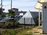 Astrakhan, Epishev st, garage (parking)