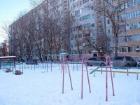 Astrakhan, Vlasov st, house 2. Apartment house