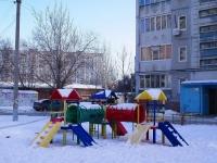 Astrakhan, Vlasov st, house 4 к.1. Apartment house