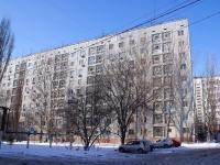 neighbour house: st. Vlasov, house 4 к.1. Apartment house