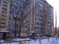 Астрахань, улица Власова, дом 4. многоквартирный дом