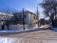 Astrakhan, Donetskaya st, house 1. Private house