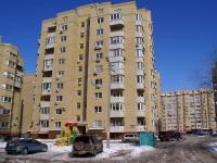 Astrakhan, Menzhinsky st, house 2 к.2. Apartment house