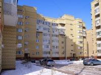Астрахань, улица Менжинского, дом 4 к.1. многоквартирный дом