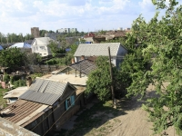 Astrakhan, Menzhinsky st, house 94. Private house
