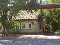 Astrakhan, Sen-Simon st, house 18. Private house
