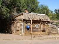 Astrakhan, Sen-Simon st, house 29. vacant building