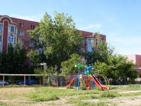 Astrakhan, Sen-Simon st, house 33. Apartment house