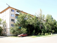 Astrakhan, Sen-Simon st, house 38. Apartment house