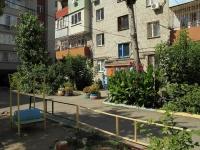 Астрахань, улица Сен-Симона, дом 40 к.1. многоквартирный дом