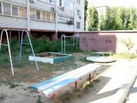 Astrakhan, Sen-Simon st, house 42 к.3. Apartment house