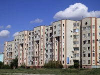 Astrakhan, Sen-Simon st, house 42 к.5. Apartment house