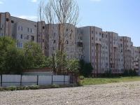 Astrakhan, Sen-Simon st, house 42 к.6. Apartment house