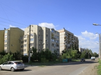 Астрахань, улица Сен-Симона, дом 46. многоквартирный дом