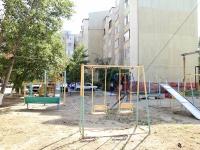 Astrakhan, Sen-Simon st, house 46. Apartment house
