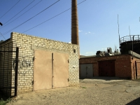 Astrakhan, Sen-Simon st, garage (parking)