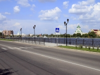 Астрахань, улица Сен-Симона, набережная